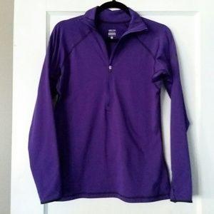 Nike Pro workout pullover jacket size Large